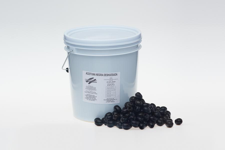 como procesar las aceitunas negras